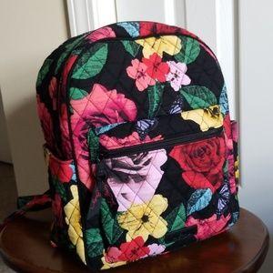 Vera Bradley Havana Rose Backpack